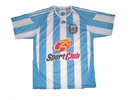 Camisetas de futbol Remeras con publicidad